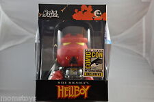 SDCC 2013 EXCLUSIVE HELL BOY MINI QEE BY DARK HORSE LIMITED EDITION 350