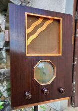 """Belle radio de marque PATHE 60 """" MARCONI """"  des année 1935"""