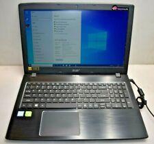acer Aspire E5-575 Laptop i5-7200U, 8GB Ram 256GB M.2 SSD ready for resale