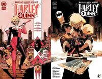 DC Comics Batman White Knight Presents Harley Quinn #1 Main+Variant NM 10/20/20