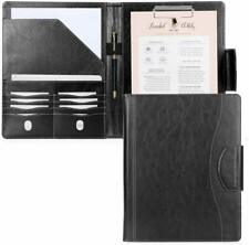 Padfolio Portfolio Case, Business Portfolio Folder, Card Holders Document Sleeve