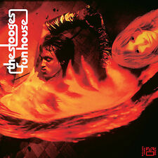 The Stooges Fun House LP - NEW SEALED LP Limited Orange Vinyl! Iggy Pop