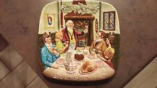 Christmas In England 1972 Plate~John Beswick From Royal Doulton First Edition