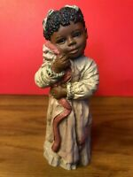 """All God's Children"", Martha Holcombe Figurine Artwork,'Mandy', #10 (1991)"