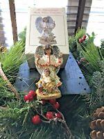 c.2003 MIB! VTG The International Santa Claus Collection~VENEZUELA~Christ Child