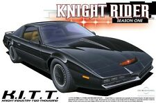 1/24 Knight Rider 2000 K.I.T.T. Season 1 - Limited Edition    Plastic Model Kit