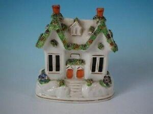 Staffordshire cottage pastille burner