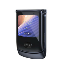 Motorola Moto RAZR 5G 256GB 48MP Camera GSM Unlocked Polished Graphite