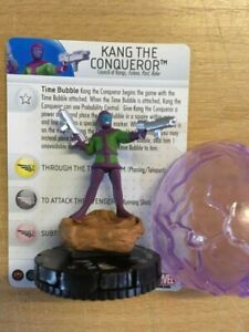 KANG THE CONQUEROR #104 Age of Ultron Marvel HeroClix OP LE