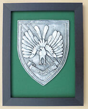 Large Scale Framed 14 INTELLIGENCE COMPANY Badge Plaque 14th