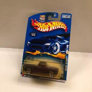 Hot Wheels  #124 Custom '69 Chevy Purple A3