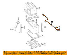 NISSAN OEM Battery-Negative Cable 240802Y100