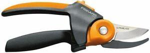 Fiskars PowerGear2 UltraBlade Softgrip Hand Pruner Pruning Cutting Branches & St
