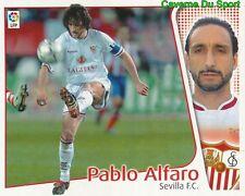 PABLO ALFARO ESPANA SEVILLA.FC CROMO STICKER LIGA ESTE 2005 PANINI