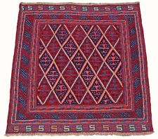 Geometric Persian 100% Wool Rugs