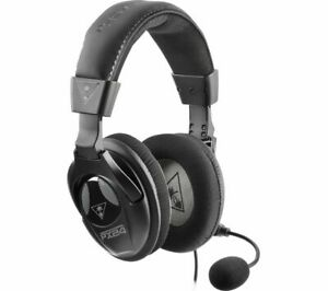 TURTLE BEACH EAR FORCE PX24 WIRED GAMING HEADSET BLACK XBOX ONE PS4 TBS-3330-02