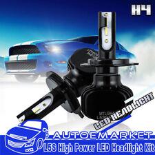 H4 LED Headlight Bulbs for Toyota Yaris iA 2017 Honda HR-V 2016-2018 Hi-Low Beam