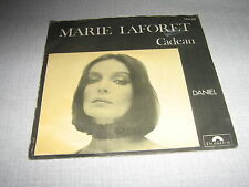 MARIE LAFORET 45 TOURS BELGIQUE DANIEL ELTON JOHN