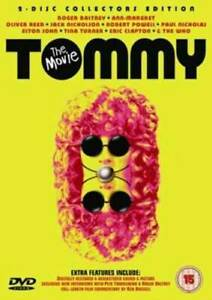 Tommy: The Movie Dvd Roger Daltrey Brand New & Factory Sealed (1975)
