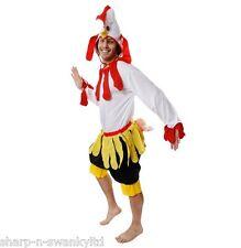 Adulto Para Hombre señoras Pollo Turquía Animal Navidad divertido Fancy Dress Costume Outfit