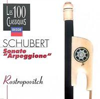 "Schubert CD Sonate ""Arpeggione"" - Les 100 Classiques - France (M/EX+)"