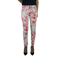 Armani Jeans Pantalone tg.40 Donna Col. Bianco |Occasione -45% |