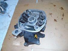 honda cx500T cx500 turbo RH right engine cylinder head valves 82 1982