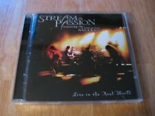Stream of Passion- Live in the real world. 2006 used cd