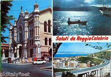 1976 Saluti da REGGIO CALABRIA -  ediz. Grajel