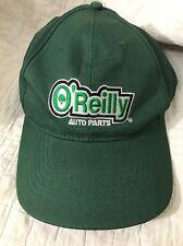 O'Reilly Auto Parts Automotive Green Baseball Cap