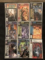 The Authority Lot Of 9 Issues Between # 7-26 Wildstorm Comics  $1 Per Issue