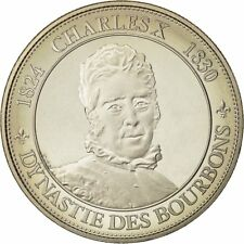 New listing [#540300] France, Medal, Royal, Charles X, History, Dynastie des Bourbons