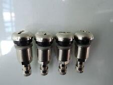 4x UNIVERSAL FELGEN STAHLVENTIL VENTIL METALLVENTIL VENTILE 11,3mm (C57)