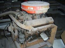 "Ford yblock engine 272 292 312 y-block  Thunderbird pickup ""FREE freight to US"""