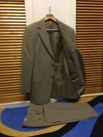 """OBVIOUS HIGH-LINE MENS WINTER TWO PIECES SUIT REGULAR FIT TAILORING SIZE 40/ 40"""""""
