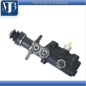 Porsche 911 912 914 Master Brake Cylinder With Pressure Switch 911 355 012 02