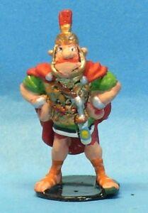 Asterix Serie DIE RÖMER : ZENTURIO schöne Bemalung Metall Hobby Products