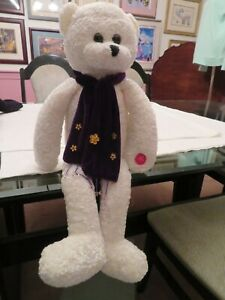 "PBC Chantilly Lane Musical 22"" MOLLY Bear Sings LET IT BE ME"