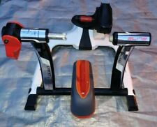 Elite Qubo Indoor Cycling Turbo Trainer  with front wheel block