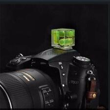 Triple 3D 3 Axis Bubble Spirit Level Camera Hot Shoe For Canon Nikon Sales m3