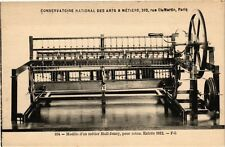 CPA PARIS (3e) Cnam - Modele d'un métier Mully-Jenny, pour coton (215215)
