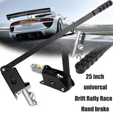 Universal Vertical Hydraulic Handbrake Hydro E-brake Drift Rally Race Hand Brake