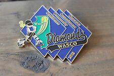 Diamonds WASCO 2003 Softball Fast Pitch Pin
