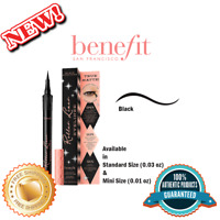BENEFIT COSMETICS Roller Liner Liquid Eyeliner, Available in 2 Colors and Size