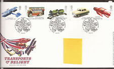 GB FDC 2003 Transports of Delight