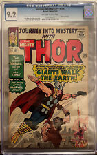 Journey into Mystery #104 CGC 9.2 OW/W - 2nd (Full) Appearance of Surtur