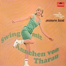 """12"""" James Last 26 swingende Canciones populares Swing con Ännchen de Tahir"""
