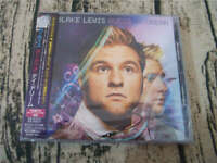 Blake Lewis ‎– Audio Day Dream 4988017657720 JAPAN CD OBI SEALED