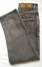 Calvin Klein Bambino Jeans Taglia 8 nero vedi descrizione