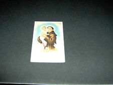 VINTAGE PRAYER CARD  S. ANTONIO PADOVA  PREGA PER NOI
